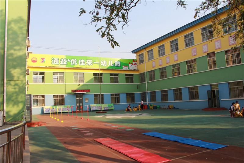 定期巡视和检查幼儿园的大型玩具,活动设施,体育用具等,发现有不安全
